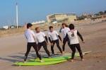 The surf school